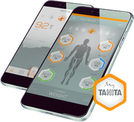 Application smartphone Tanita RD-545