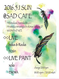xola, livepaint, art, artwork, sad, cafe, enowa, Indus&rocks, tosh