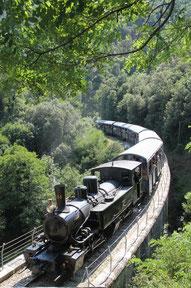 Train de l'Ardèche - Pays de Lamastre - Ardèche