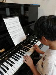 どれみ音楽教室 ピアノレッスン