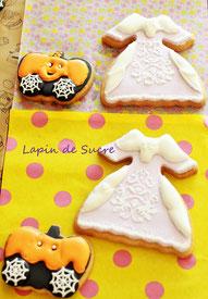 ハロウィーンアイシングクッキー