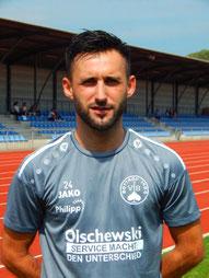 David Fojcik traf gegen seinen Ex-Club.
