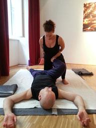 Thai Yoga Nuad Angelika Kaufmann