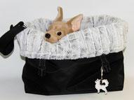 Kuscheltasche, Hundetasche, Chihuahua