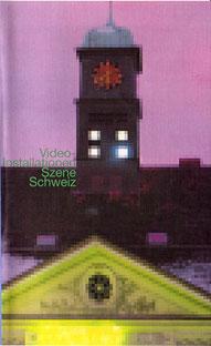 Videokunst Szene Schweiz / Kunsthaus Langenthal / 1994 / kuratiert von Ursula Wittwer