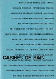 Cabines de bain / Jean-Paul Felley und Olivier Kaeser / Fri-Art / Attitudes / 1996