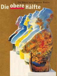 Inge Herold - Franticek Klossner - Metamorphose - Die Büste in der zeitgenössischen Kunst - Modern Bust Sculptures