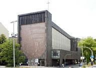 Die Liebfrauenkirche am König-Heinrich-Platz
