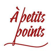 logo de l'atelier du cuir À petits points