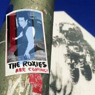 THE ROXIES - The Roxies are coming
