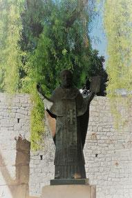 der heilige St. Nikolaus