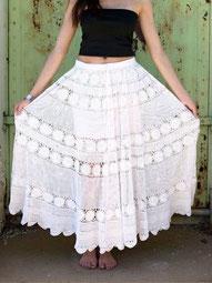 doublure pour jupe transparente