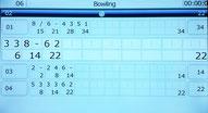Bild: HALLE NEUN - Anzeige / Darstellung Kegelspiel Bowling