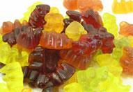 Fruchtsaft Bären