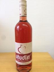 Uhudler - Ernte 2015 leider ausgetrunken