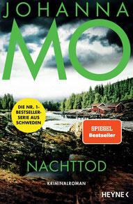 Nachttod Kriminalroman – Der Nr.1-Bestseller aus Schweden Die Hanna Duncker-Serie, Band 1 von Johanna Mo