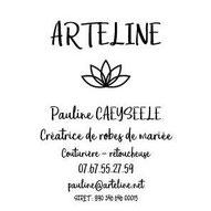 Arteline - Création de robes de mariée - Tous droits réservés©