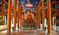 Buddhistisches Kloster bei Lolei
