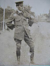 WW1 army records