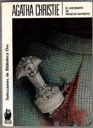 El asesinato de Rogelio Ackroyd.