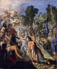 Steinigung des Hl. Stephanus*