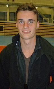 bis zur Verletzung bester Punktelieferant: Jona Pieknik