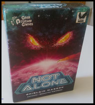Not Alone - Corax Games