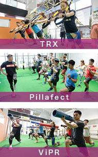 「COREVITY」「CORE=体幹」「GRAVITY=重力」3つのステージと3つの器具でトレーニング!