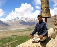 Tashi Phunchok, Ratna Voyages, Leh, Ladakh