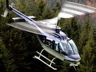 Jet Ranger ab Basel