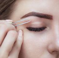 Brow Henna / Henna Augenbrauen