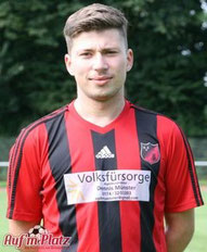 Fehlt bis zum 8. November Rot-gesperrt: Adrian Reiß.