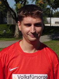 Daniel Gönnersdorf besorgte das 1:0.