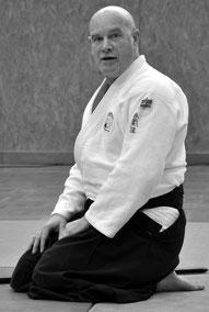 Hubert Desplanques professeur d'aïkido 3ème Dan FAT
