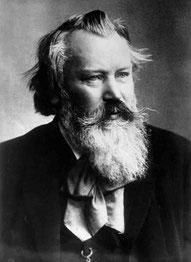 Johannes Brahms - Zeitgenosse Gustav Mahlers
