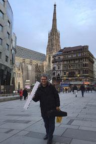 Klaviatur vom Stephansdom Wien