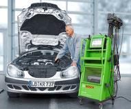 Diagnostico avanzado de vehículos. Verificación de averías de EGR, Filtro de partículas, inyección, electricidad, aire acondicionado, tirones, fallos de arranque.