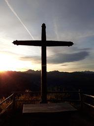 Lichtensteinkopf im Großarltal zum Sonnenaufgang