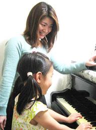 練馬区ピアノ教室なおこ先生