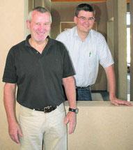 Paul Mäder und Christian Stark