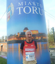 Weltmeister Peter Lessing in Torun