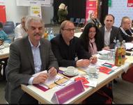 Delegation aus Wilhelmshaven