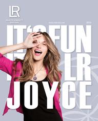 Dernière Collection des bijoux LR.Joyce 2013  de LR Health & Beauty System