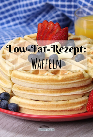 Low-Fat-Waffeln