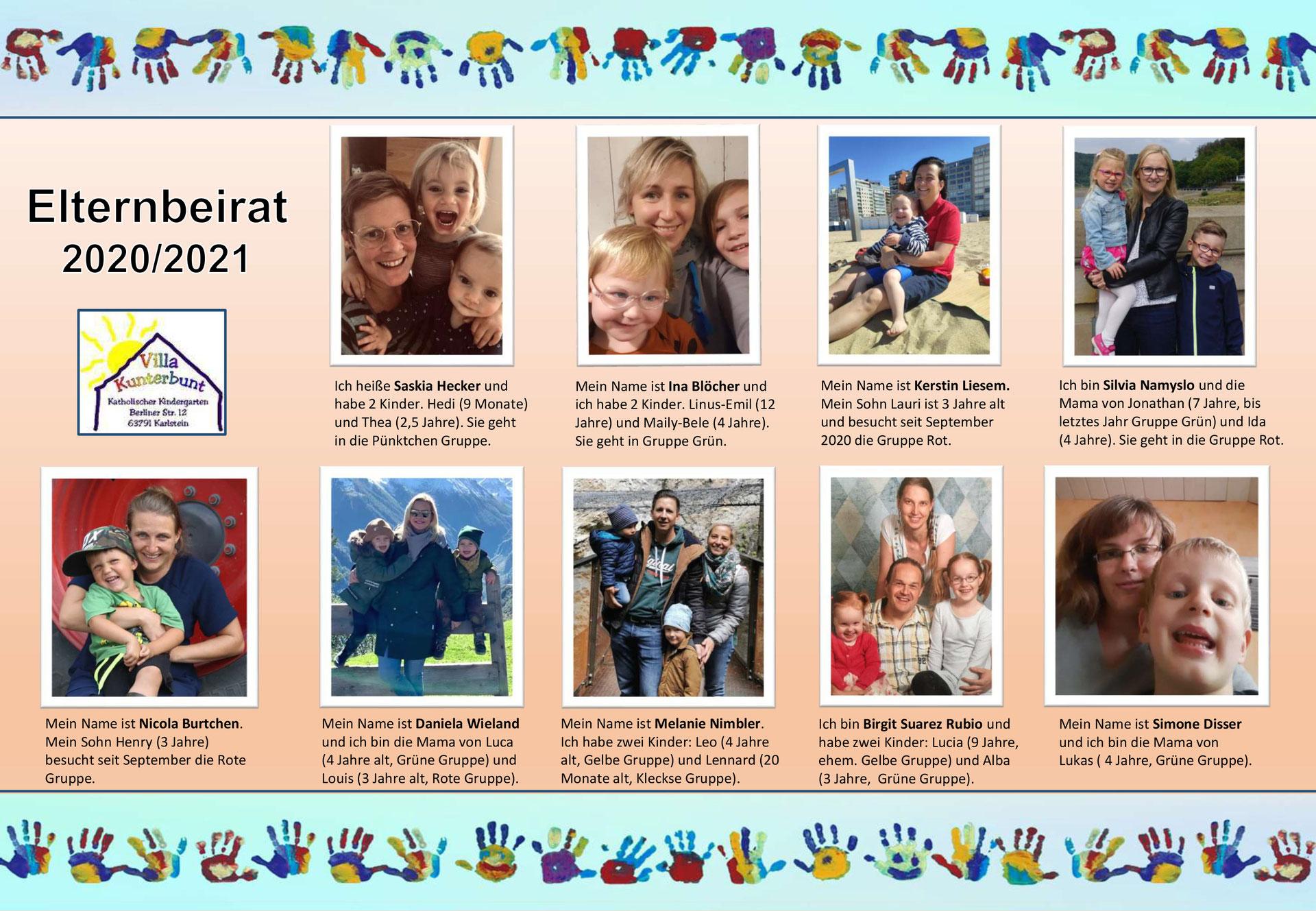 Wahlniederschrift Elternbeirat Vorstand Seibert Verlag 8