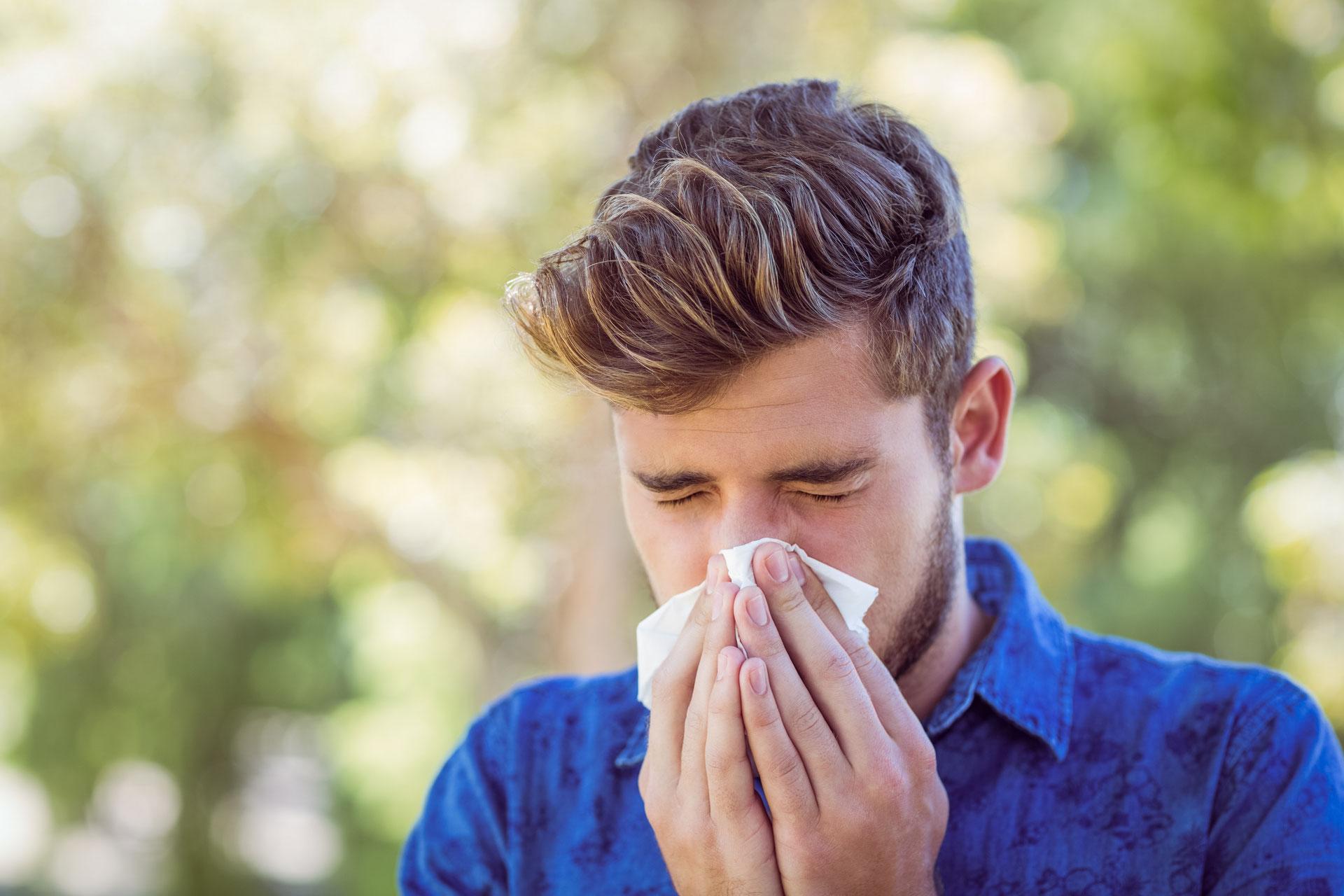 Was ist Pollenallergie? - Ambulanter Pflegedienst Ebell