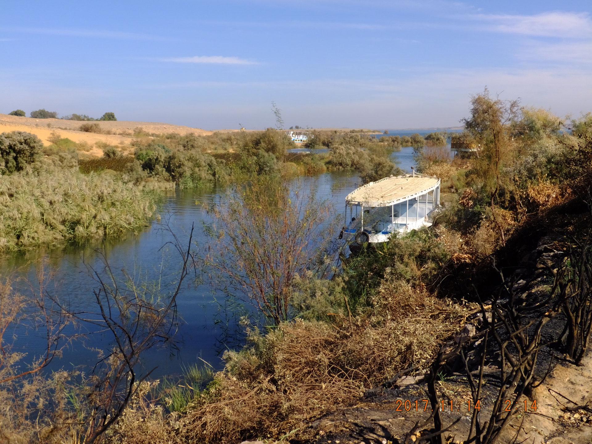 川 ナイル