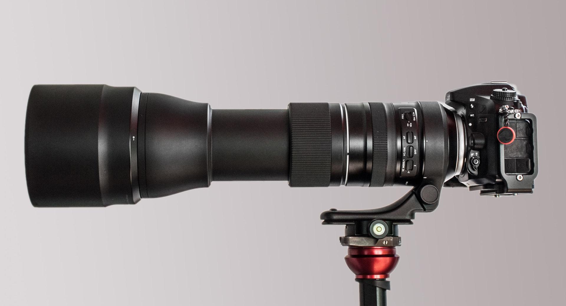 Tamron 150-600 mm - fotografische Seiten - gerhard ...