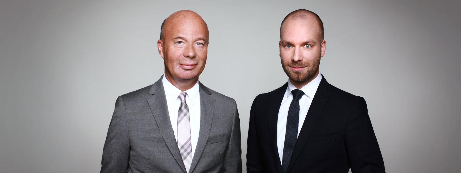 Die Immobilienwirte Thomas und Mathias Schulenburg ...