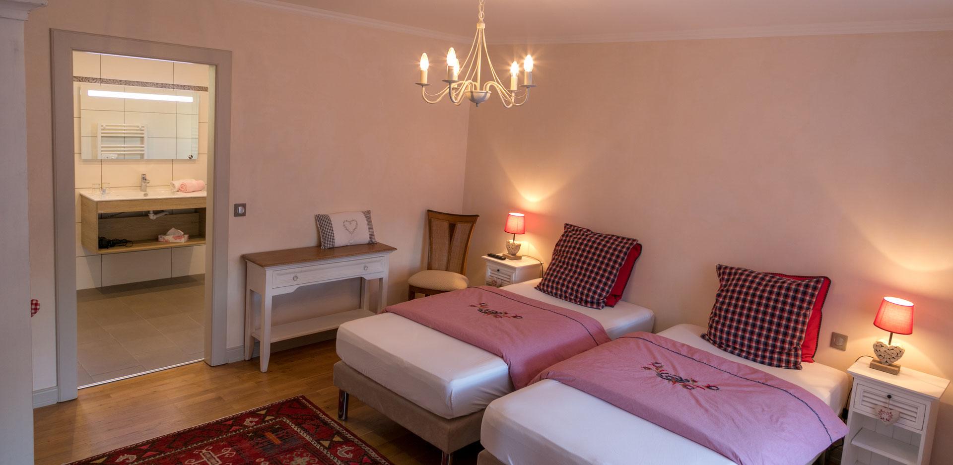 Chambres à louer à Ottrott, sur la Route des Vins d\'Alsace! - Gite ...